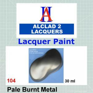 Alclad Pale Burnt Metal ALC104