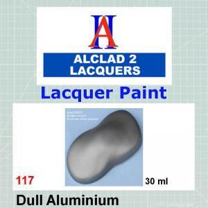 Dull Aluminium ALC-117