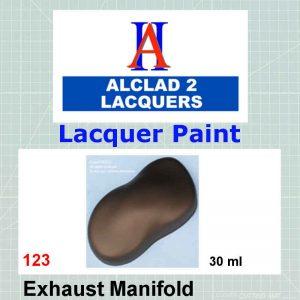 Exhaust Manifold ALC-123