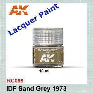 RC096 IDF Sand Grey