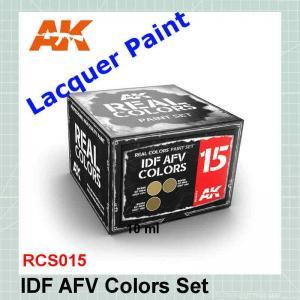 RCS0152 IDF AFV Colors Set