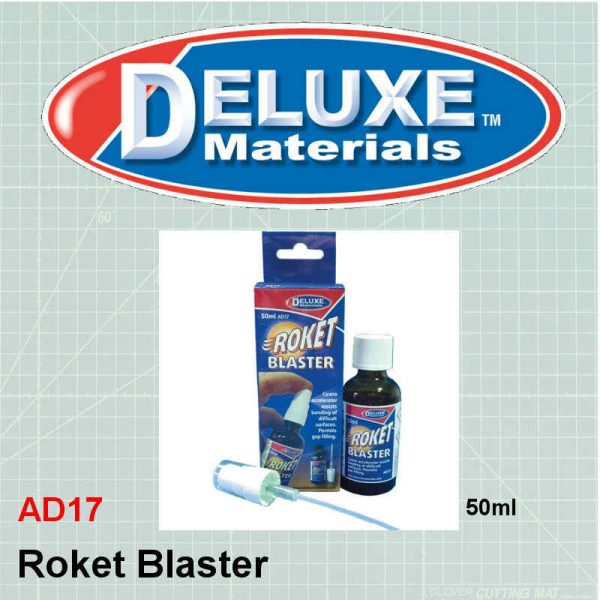 Deluxe Materials Roket Blaster AD17