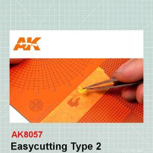 Easy cutting AK8057