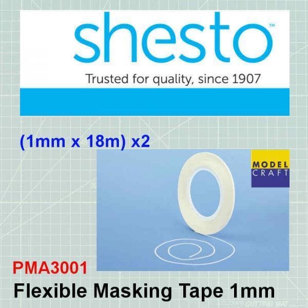 Flexible Masking Tape