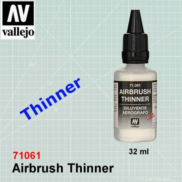Acrylic thinner 71061