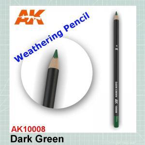 Dark Green Weathering Pencil