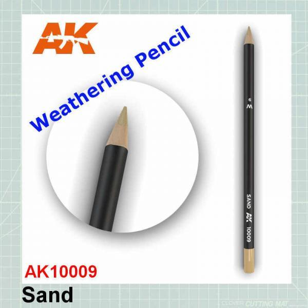 Sand Weathering Pencil