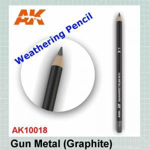 Gun Metak (Graphite) Weathering Pencil