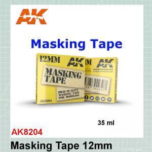 Masking Tape 12mm AK8204