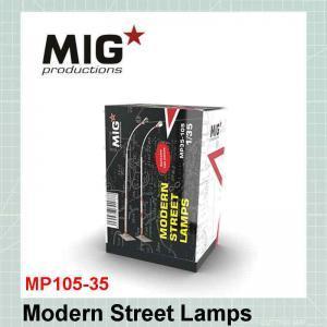 Modern Street Lamps MP35-105