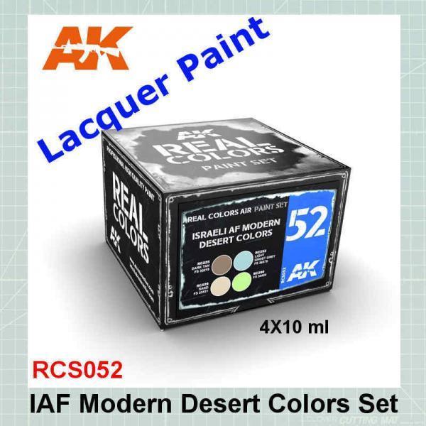 IAF Modern Desert Colors Set RCS052