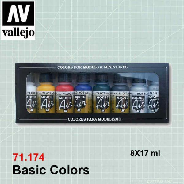Basic colors 71.174
