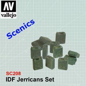 IDF Jerrycan set SC208