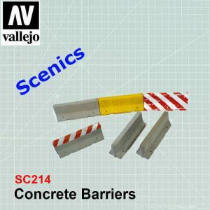 Concrete Barriers SC214