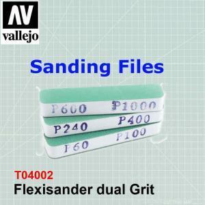 Flexisander dual Grit T04001