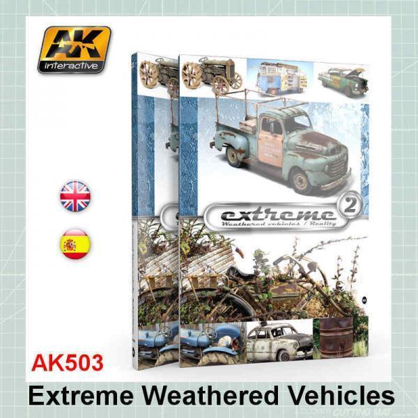 Extreme Weathered Vehicles AK503