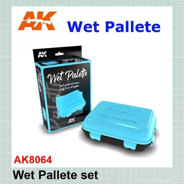 Wet Pallete AK8064