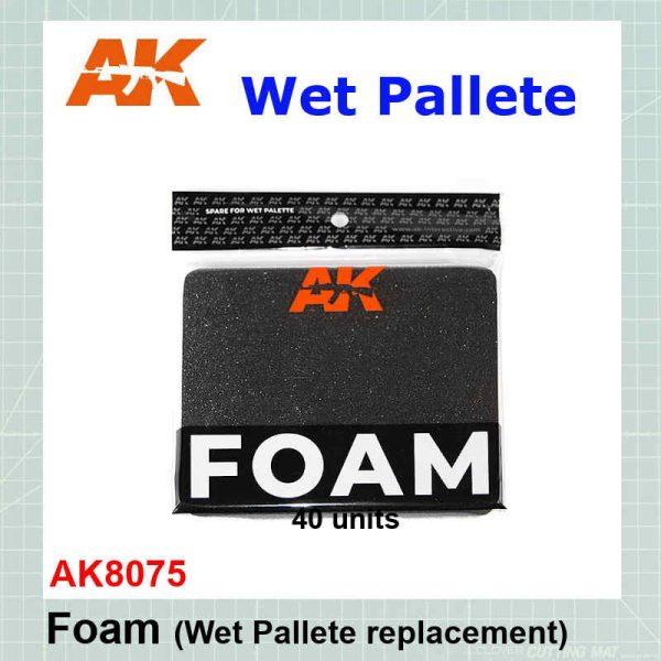 Sponge (Wet Pallete replacment) AK8075