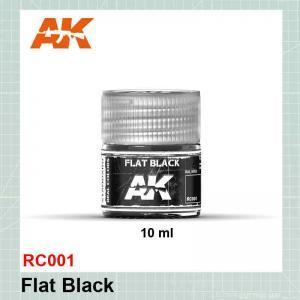 Flat Black RC001