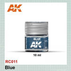 Blue RAL5001 RC011