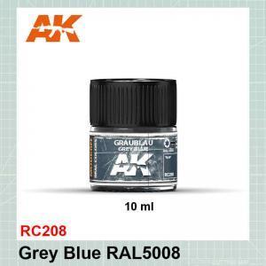 Grey Blue RAL5008
