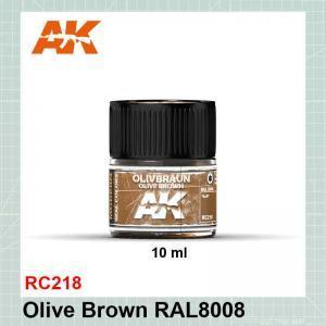 Olive Brown RAL8008 RC218