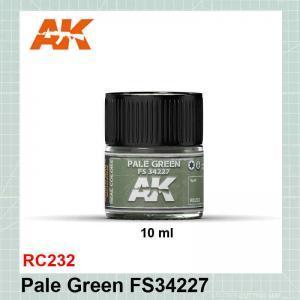 Pale Green FS 34227 RC232