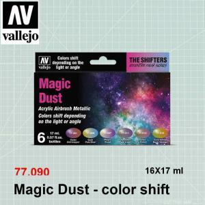 Colorshif set - Magic Dust 77.090