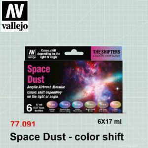 Colorshif set - Space Dust 77.091