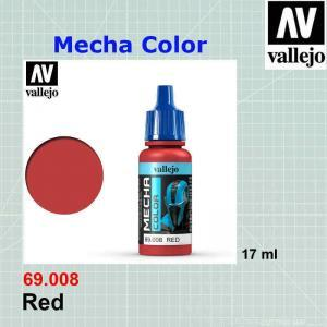 Mecha Color Red 69008