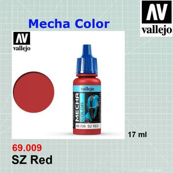 Mecha Color SZ Red 69009