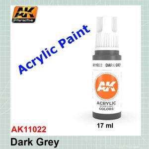 Dark Grey - Standard AK11022