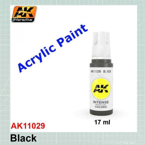 Black - Intense AK11029