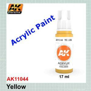 Yellow - Standard AK11044