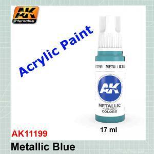 Metallic Blue AK11199