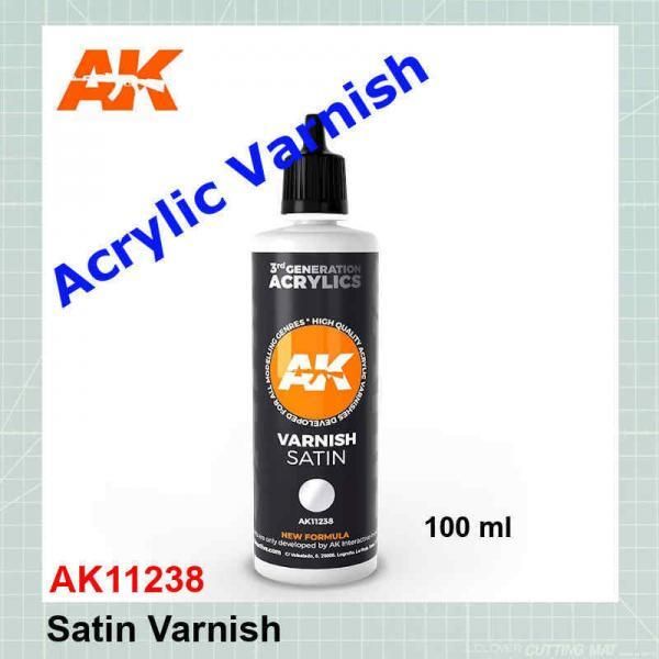 Varnish Satin
