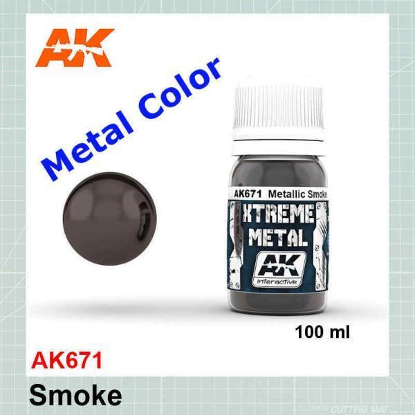 Xtreme Metal Smoke AK671