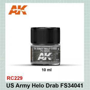 USA Helo Drab RC229