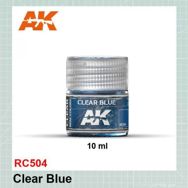 Clear Blue RC504