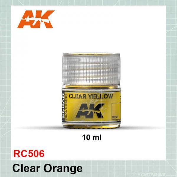 Clear Orange RC506