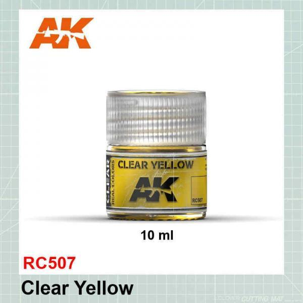 Clear Yellow RC507