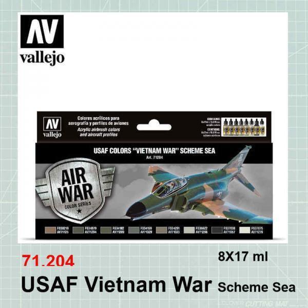 צבעי מלחמת וייטנאם