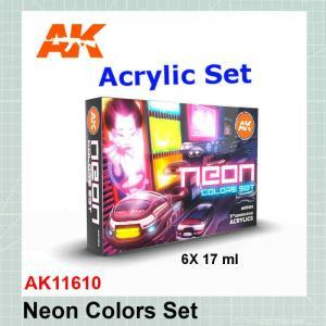 Neon Colors Set AK11610