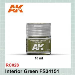 Interior Green RC-028