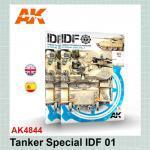 Tanker Special IDF 01 AK4844