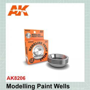 Modelling Paint Wells AK-8206