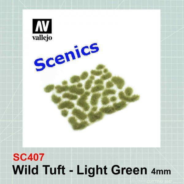 Wild Tuft – Light Green SC407