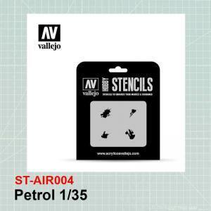 Petrol Spills 1/35 1/35 ST-TX004