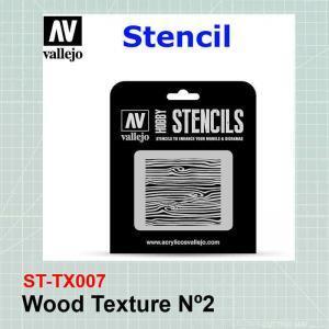 Wood Texture Nº2 1/35 ST-TX007
