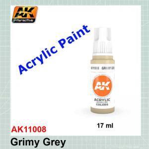 Grimy Grey - Standard AK11008